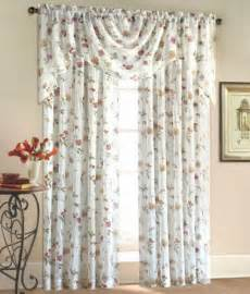 stunning valance curtains for room