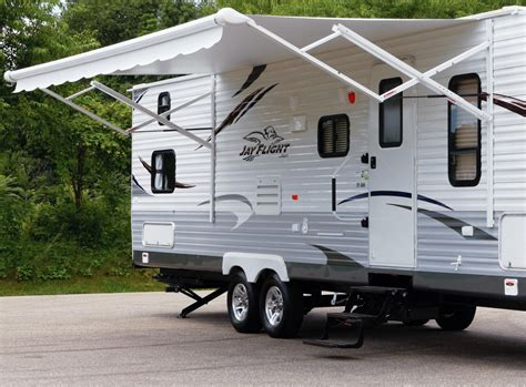 travel trailer awning replacement image gallery cer awning