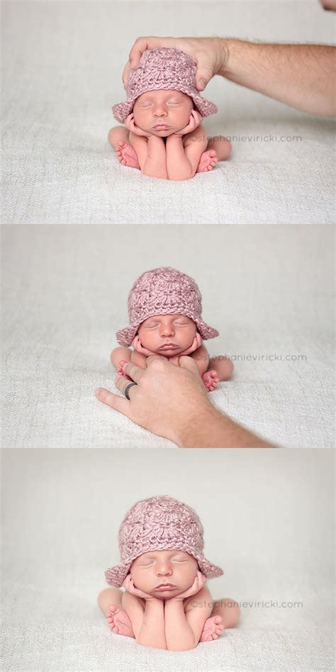fotoideen zu hause newborn safety issues photography posing and props