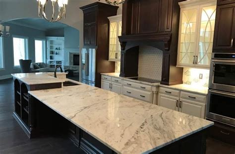 Marble As A Countertop by Marble Countertops Granite Concepts Louisville Ky