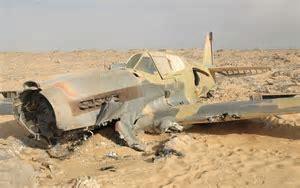Encontrado P 40 no deserto do Saara   Poder Aéreo   Forças Aéreas e Indústria Aeronáutica