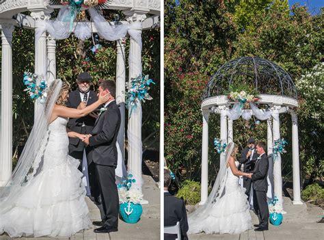 wedgewood weddings brentwood norcal outdoor wedding