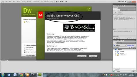 bagas31 dreamweaver adobe dreamwear cs5 portable bagas31 com