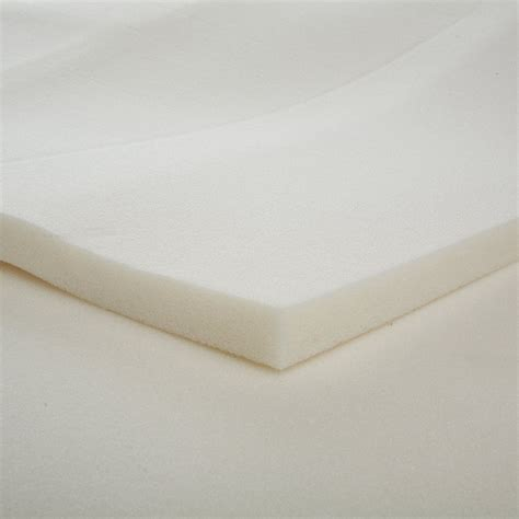 Mattress Cover Padding Memory Foam Memory Foam Bed Bedding Mattress Topper Pad Padding Support Comfort 1 Inch Thick