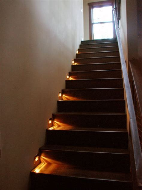 Staircase Lighting Ideas 52 Best Images About Staircase Lighting On 700 Modern Lighting Design And Stairs