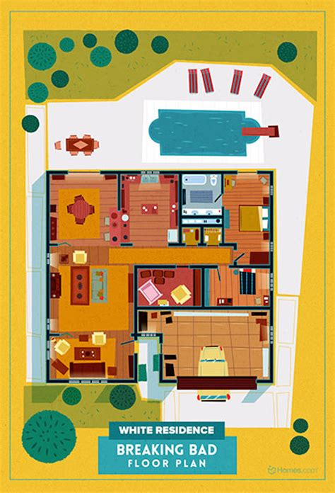 tv houses floor plans home floor plans of tv shows 1 fubiz media