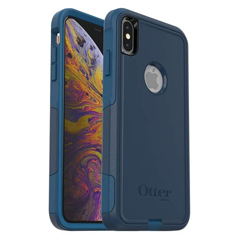 otterbox commuter series for iphone xs max retail packaging black big nano best