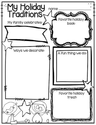 new year traditions worksheet traditions freebie fantastic grade froggies