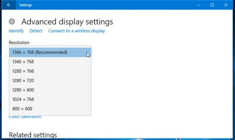 Resetting Windows Display Default | resetting windows display default how to change screen