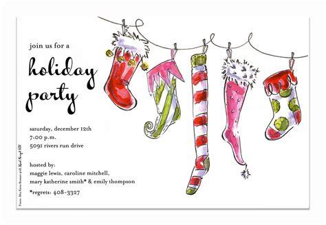 sock exchange items jolly socks tis the season this invitation has a