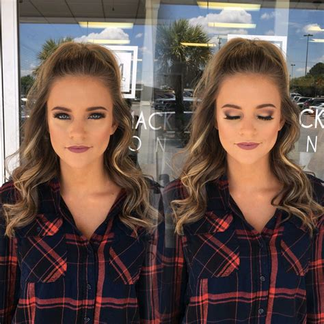 homecoming hairstyles and makeup prom hair makeup by breprice prom makeup hairstyle