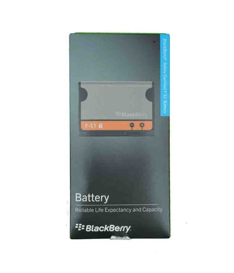 Baterai Blackberry 9800 Model F S1 Original Battery 100 blackberry torch 9800 torch 9810 original mobile battery