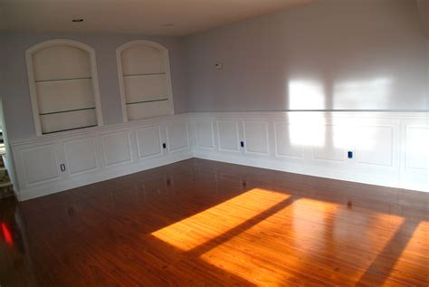 New Classic Wainscoting by Wainscoting Panel Classic Raised Panel Family Room West Ba