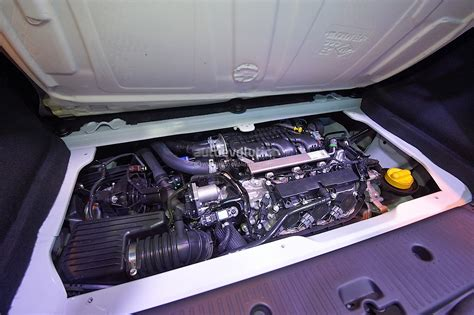 renault twingo engine this is what the new renault twingo s engine looks like
