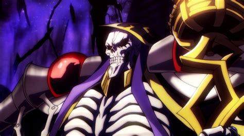 Anime 1 Overlord by Momonga Overlord Www Pixshark Images Galleries