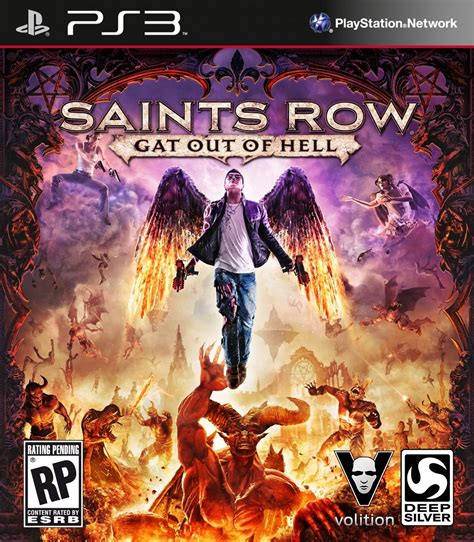 Ps3 Kaset Ori Saints Row Region 3 saints row gat out of hell playstation 3