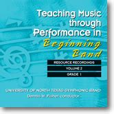 Teaching Music Through Performance by Teaching Music Through Performance In Beginning Band