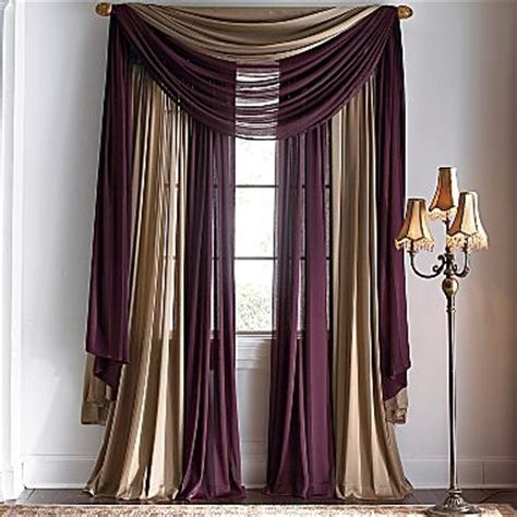 Living Room Scarf Curtains Window Scarf Window And Scarfs On