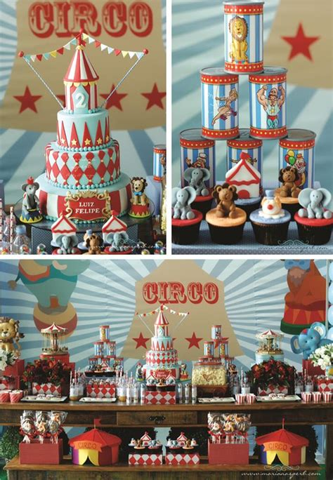 party themes vintage kara s party ideas vintage circus party ideas planning