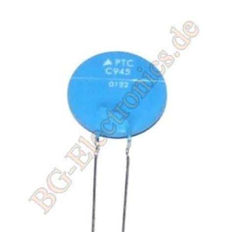 ptc thermistors for overcurrent protection 1 x ptc c945 ptc thermistors for overcurrent protection b59945c0160a epcos 1pcs ebay