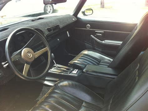 1978 Camaro Interior by Object Moved