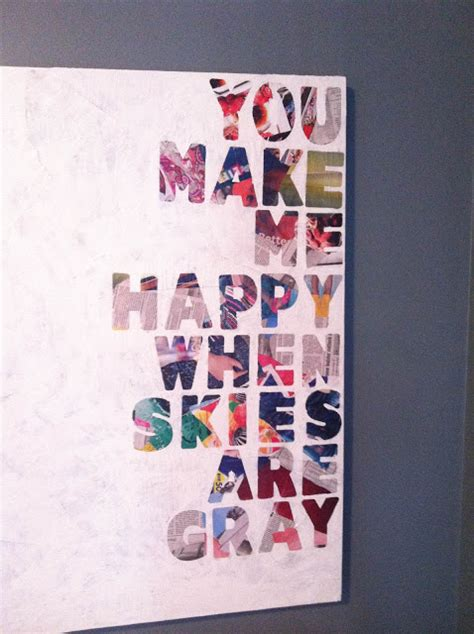 9 easy diy wall art ideas hgtv how to turn quotes into art hgtv s decorating design