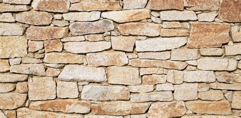 Mur En Pierres Apparentes by Zoom Sur Les Murs De Briques En Pierres Apparentes
