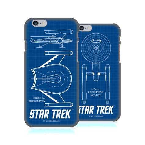 official trek ships of the line tos back