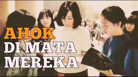 ahok dimata mereka gramedia launching buku ahok di mata mereka youtube