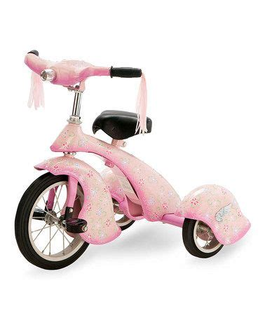 omg  cute   pink victorian retro tricycle