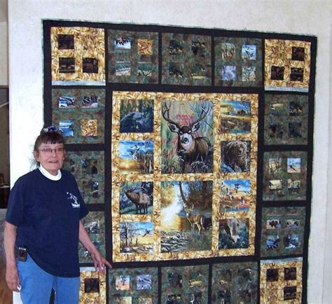 Wildlife Quilt by Best 25 Wildlife Quilts Ideas On Rustic