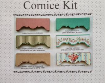 cornice kit no sew cornice board kits pictures to pin on