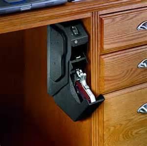 Small Desk Safe Gunvault Svb500 Speedvault Biometric Handgun Safe 28