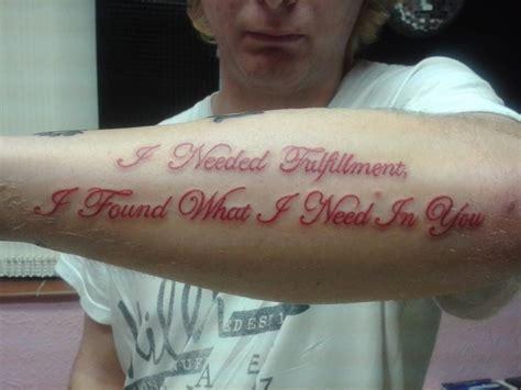tattoo lyrics download staind lyrics tattoo by elfenolied on deviantart