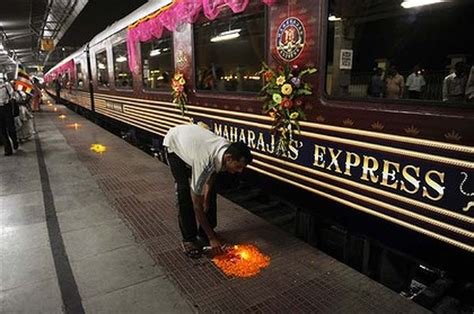 maharajas express train 301 moved permanently