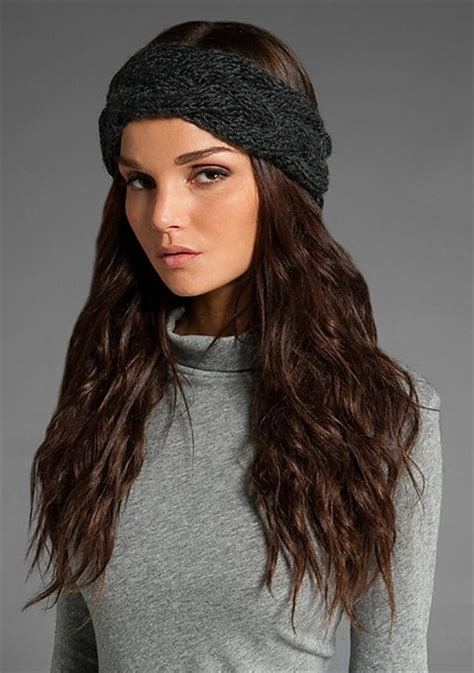 25 awesome diy headbands for fall and winter shelterness 25 unique knitted headband ideas on pinterest knit