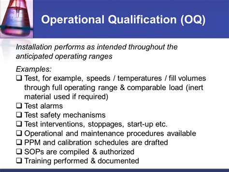 equipment installation qualification template equipment installation qualification template gallery