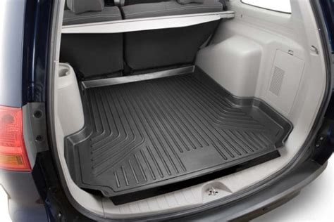 cargo mat for 2013 ford flex ford flex 2009 2013 husky weatherbeater series cargo liner