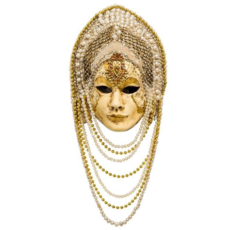 Handmade Venetian Masks - venetian handmade carnival mask for sale at 1stdibs