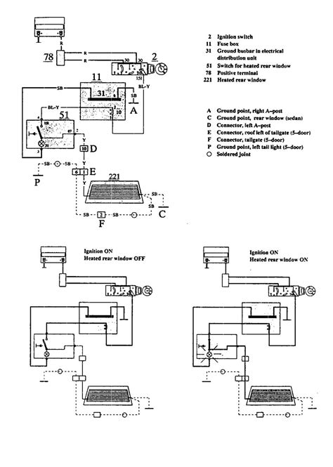 wiring diagram volvo 940 se wiring diagram with description