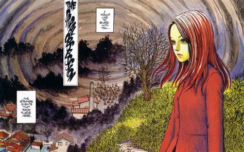 Anime Horror Uzumaki Review 5 Uzumaki Spiral Into Horror Boymeetsanime
