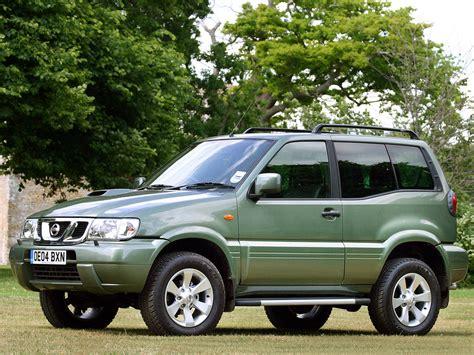 nissan terrano 1999 nissan terrano ii r20 3 door uk version 1999 mad 4