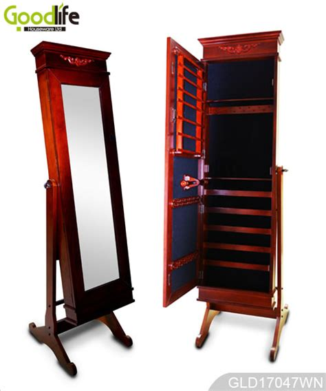 Wooden Mirror Cabinet Bathroom by Wooden Bathroom Mirror Cabinet For Jewelry Made In China