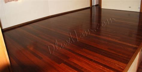 Timber Floor Sand Polish