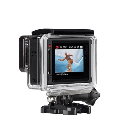 gopro hero4 silver or black edition for tough mudder