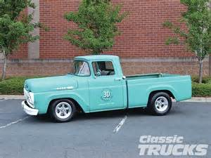 1960 ford f 100 classic trucks magazine