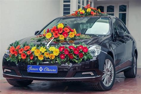 Wedding Car Decoration: Tips, Ideas And Trends ? India's