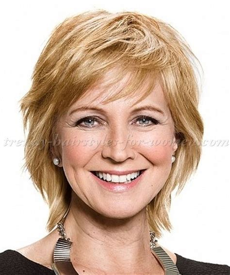 medium layered hairstyle for women over 60 short bob hairstyles for women with different type of hair