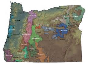 oregon national forest map oregon national forest and blm maps uo libraries