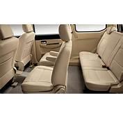 Chevrolet Enjoy MPV Interior Photo Gallery  India